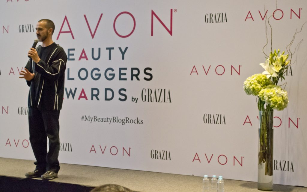 Te Cuento De Avon Beauty Bloggers Awards By Grazia