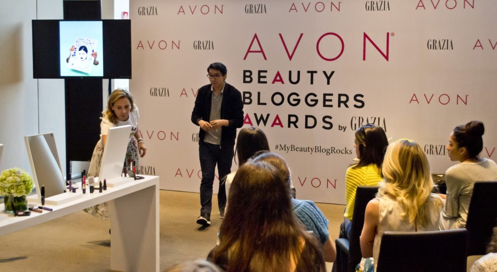 Avon Beauty Bloggers Awards By Grazia
